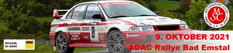 Rallye Bad Emstal 2020