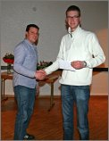 Ehrung Hessenmeister Slalom Youngster Cup Lennart M�tz
